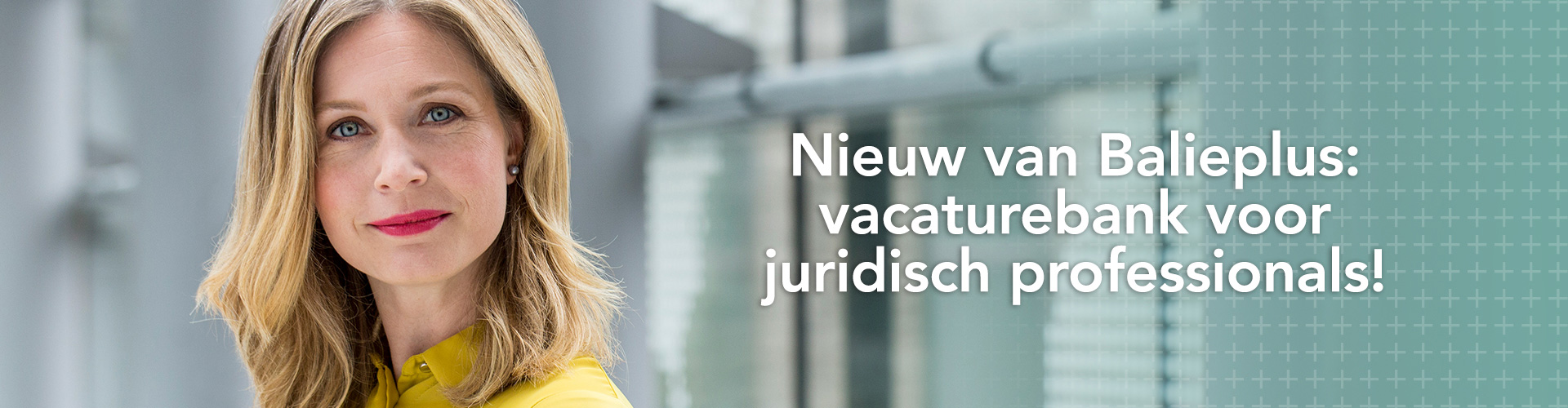 Vacaturebank voor juridisch professionals - Balieplus
