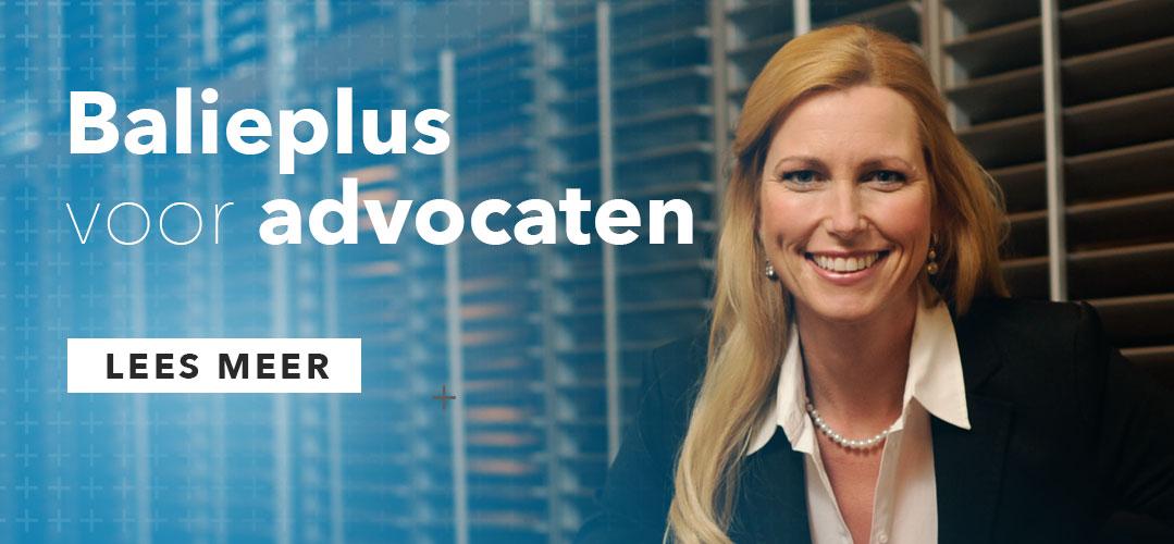 Balieplus voor advocaten